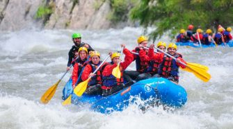 progo river rafting borobudur temple tour