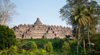 borobudur morning - prambanan sunset tour