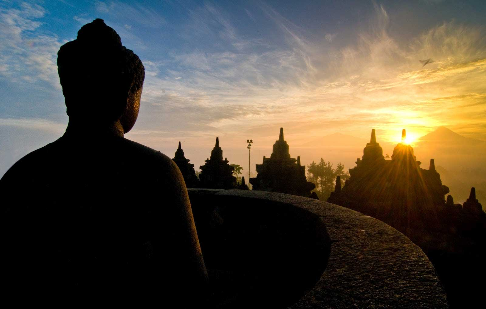 Borobudur Sunrise - Countryside Cycling Tour