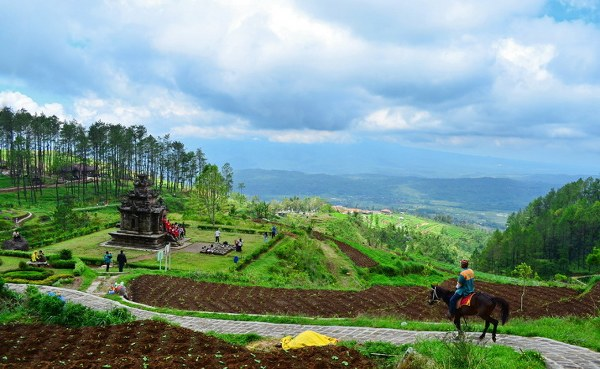 4 days 3 nights yogyakarta family tour