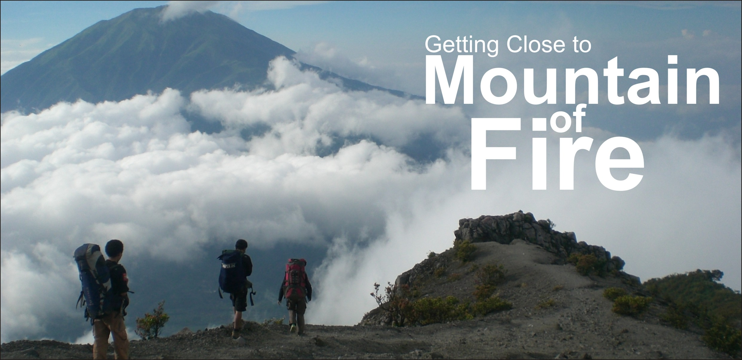 mount merapi sunrise trekking tour