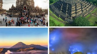 4 days 3 night jogja bromo ijen tours