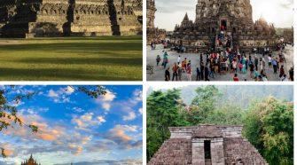 yogyakarta 2 days 1 night temple tour
