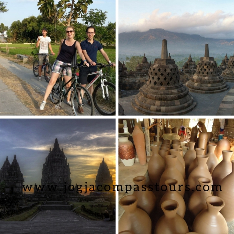 4 Days 3 Nights Yogyakarta Tour Package