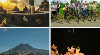 jogja 4 days 3 nights tours