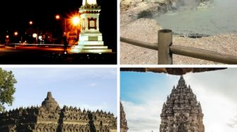 jogja 5 days 4 nights tour package