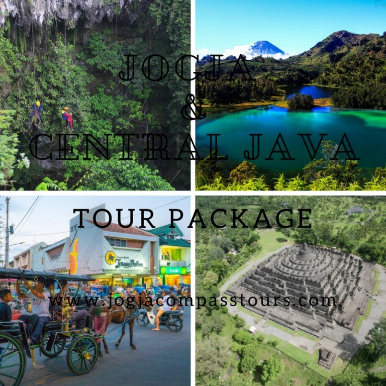 jogja and central java tour package