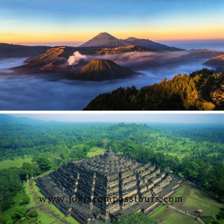 Popular Package: Yogyakarta Bromo Tour Package