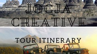 3 days 2 nights jogja creative tour