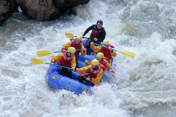 Progo River Rafting: Your Real Adrenaline Chalenge