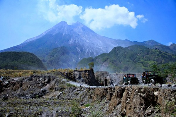 Merapi Jeep Lava Tour Adventure