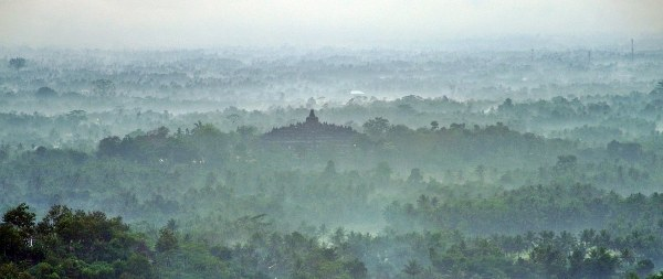 Situmbu Hill (Puthuk Situmbu): Borobudur Sunrise View Point